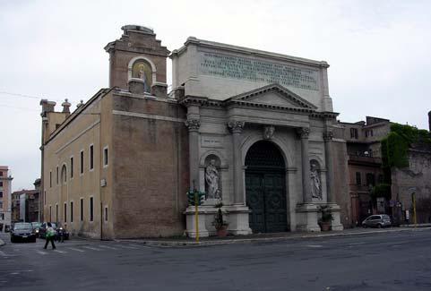 A roma ci siamo - San michele a porta pia ...