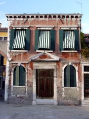 Piscina Sant Alvise Venezia.Scuola Di San Alvise